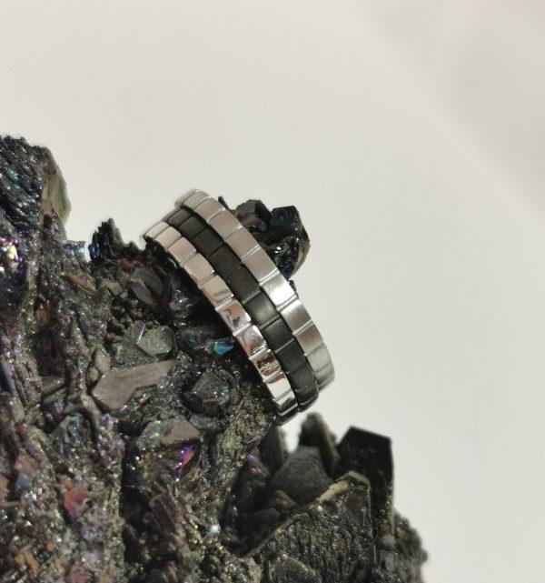 Bagues anneaux en argent