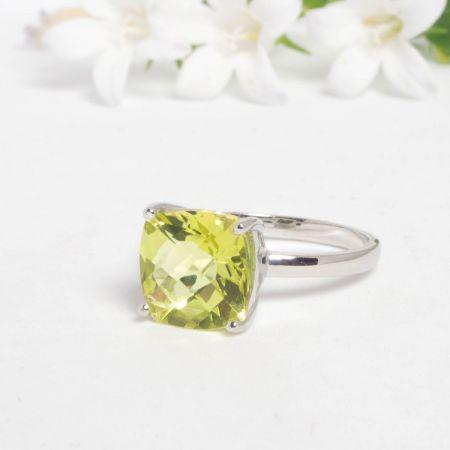 Solitaire Green gold Alexbok