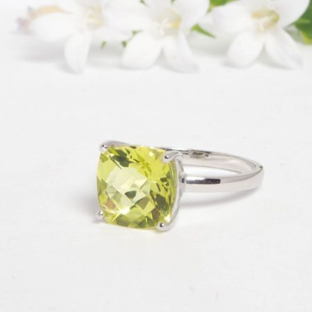 Solitaire Green gold Alexbok